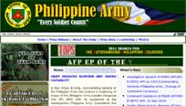 Armed Forces of the Philippines - Philippine Army